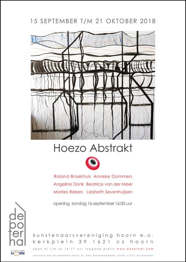 Amsterdamse kunstenaarsvereniging De Onafhankelijken exposeert in de Boterhal