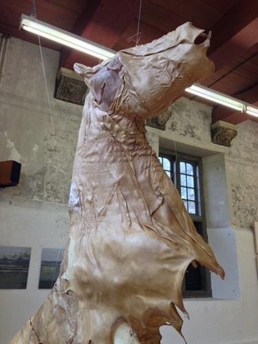 Kunstwerk paard Horden & Schimmel
