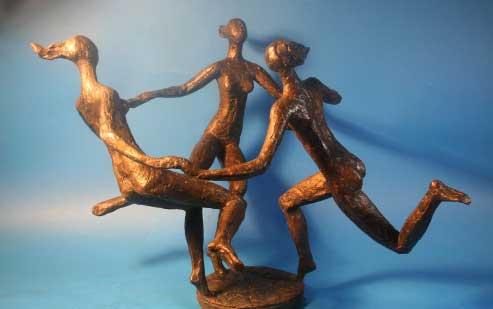 kunstwerk Nelleke Allersma Moving Together