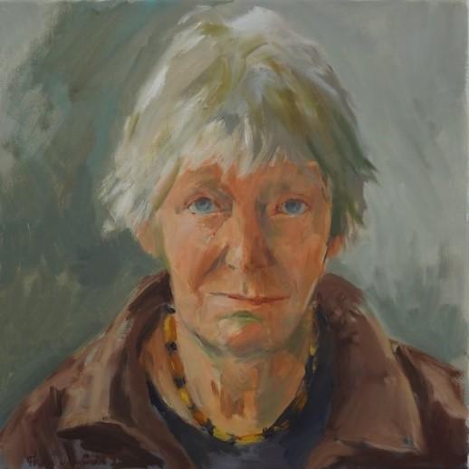 Thea van Lier genomineerd met twee portretten voor de Nederlandse Portretprijs