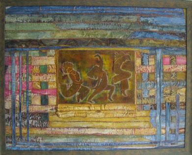 Kunstwerk Annie de Leeuw