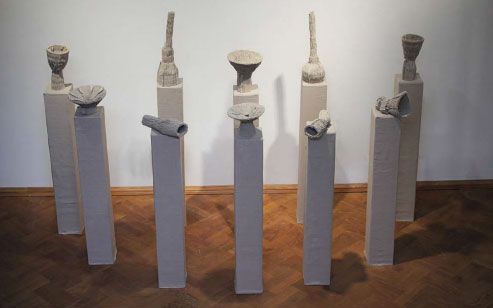Kunstwerk Gerda Schimmel