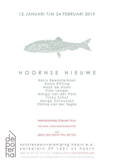 poster De Boterhal Hollandse Nieuwe