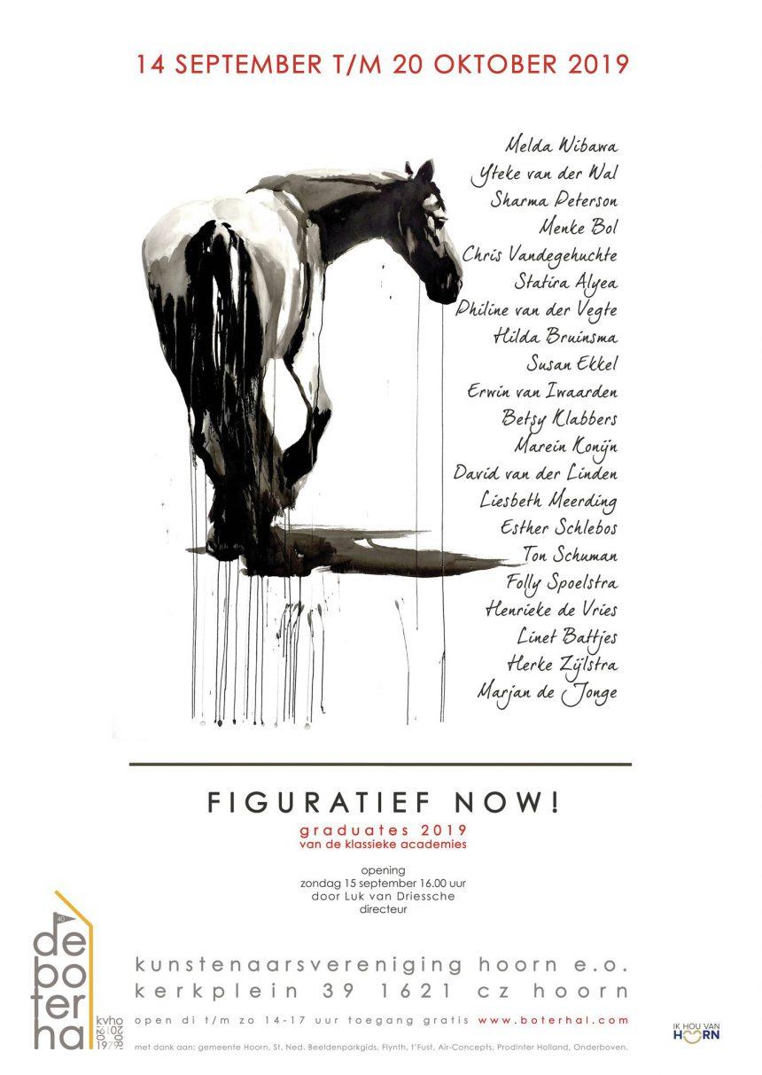 Poster Figuratief NOW!