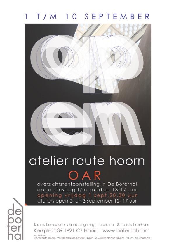 Open Atelier Route Hoorn