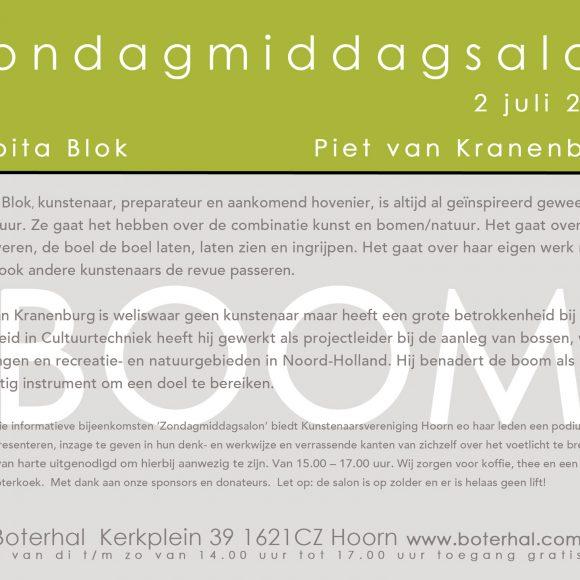 Boom Tabita Blok – Piet van Kranenburg