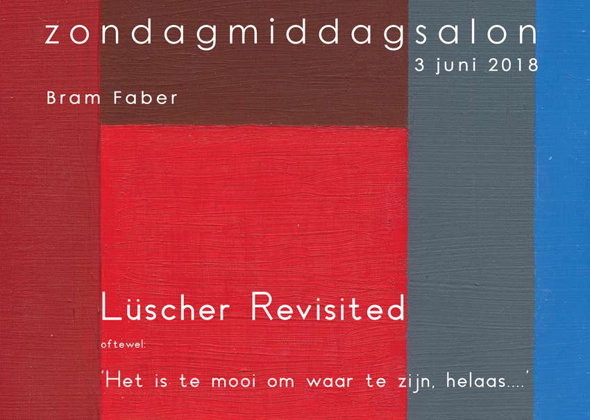 'Lüscher revisited'
