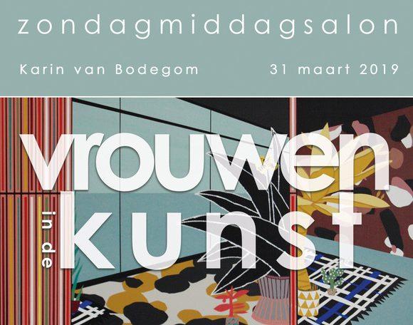Zondagmiddagsalon – Karin van Bodegom