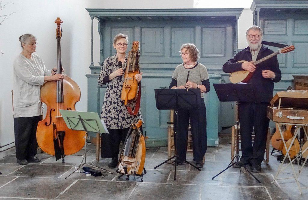 Quartet De Zoete Inval