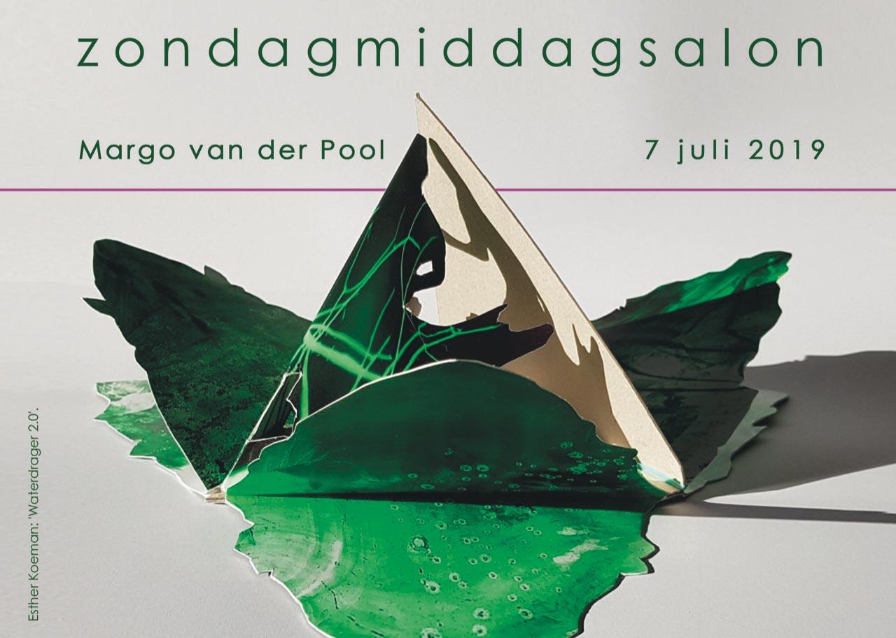 Zondagmiddagsalon – Margo van der Pool