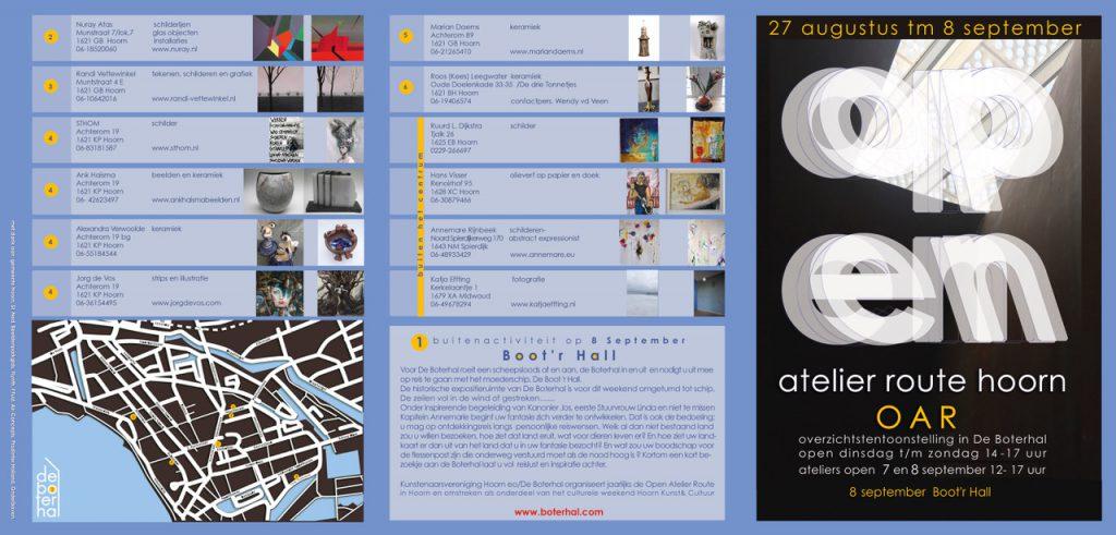 folder Open Atelier Route Hoorn