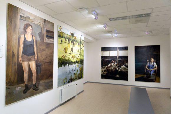 Galerie Dijklander Ziekenhuis