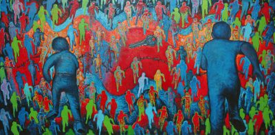 Kunstwerk Jan Okke Beerda