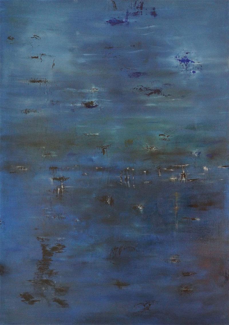 Schilderij Vicky Schot - zonder titel