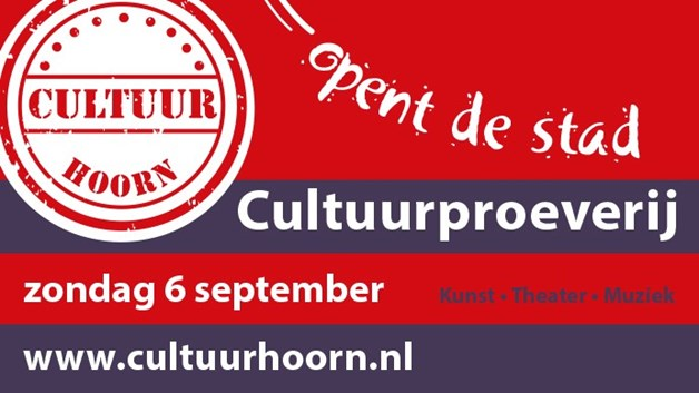 Cultuurproeverij Hoorn