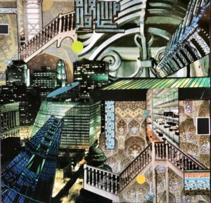 Karin van Bodegom Urban Landscapes - Future Territories II