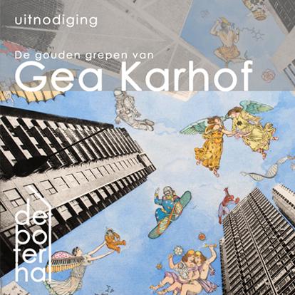 Zondagmiddagsalon: De gouden grepen van Gea Karhof